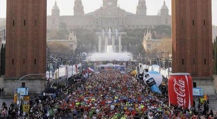 Marató BCN. Diari Marca